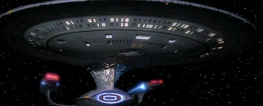 To Boldly Podcast…