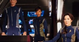 Star Trek Discovery:  How to Boldly Blow a Pilot