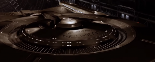 New Podcast!  Star Trek Discovery Ups Its Game