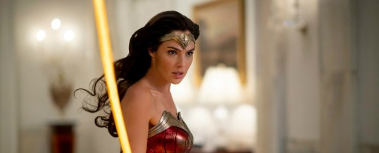 Wonder Woman 1984:  Not as good as I hoped, not as bad as I feared